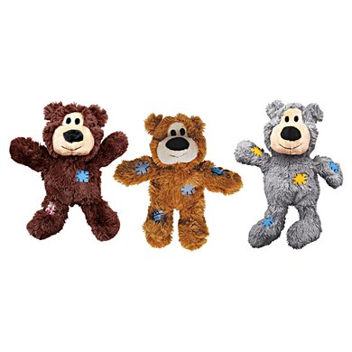 Kong Wildknots Bears Medium/large Assorti