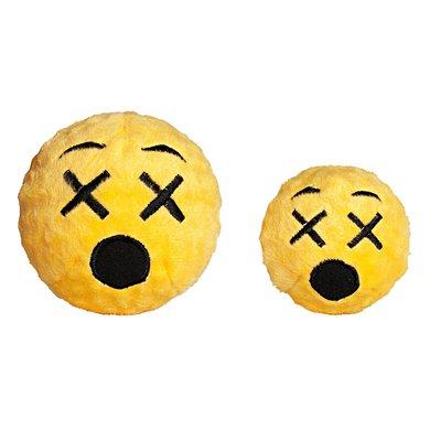 FabDog Cross Eyed Emoji Faball