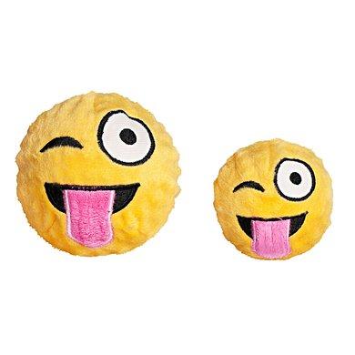 FabDog Wink Emoji Faball