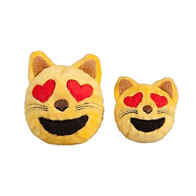 FabDog Cat Heart Eyes Faball