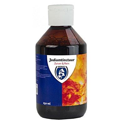 Jodiumtinctuur 1% Pvp  70% Alcohol 250ml