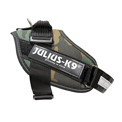 Julius-K9 Idc Powerharness Camouflage