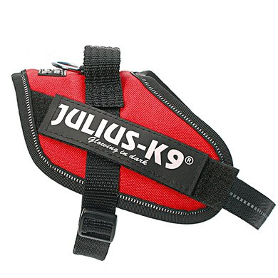 Julius-K9 Idc Powerharness Red 4