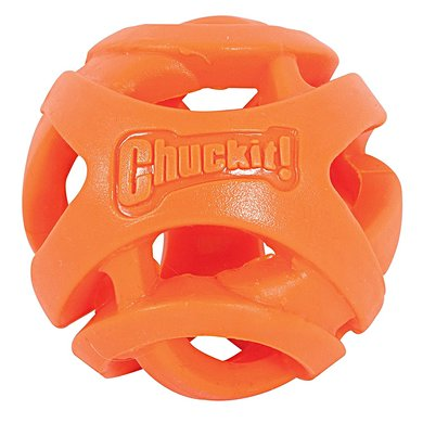 Chuckit Breathe Right Fetch Ball Small 2pk