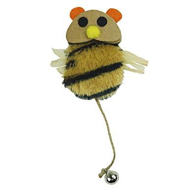 Crazy Cat Bee Vol Met Catnip