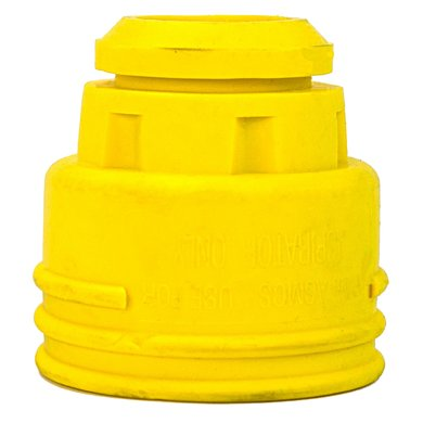 Lam Redder Yellow Valve For Aspirator