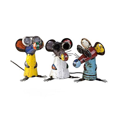 Outside Three Blind Mice 3-pack