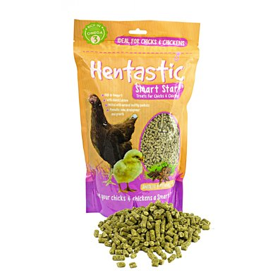 Hentastic Smart Start For Chicks & Chickens 1kg
