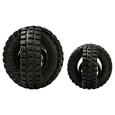 Pet Qwekrs Jungle X-Tire Ball