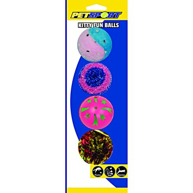 Kitty Fun Balls Assorti