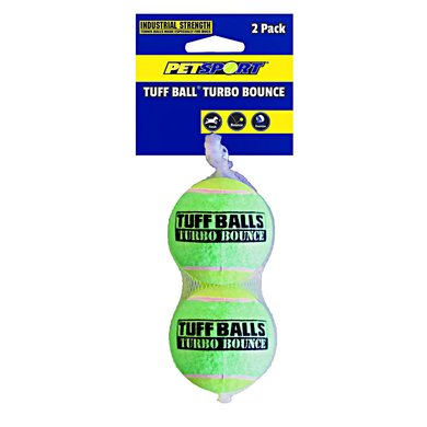 Tuff Ball Turbo Bounce 2-pk 6cm