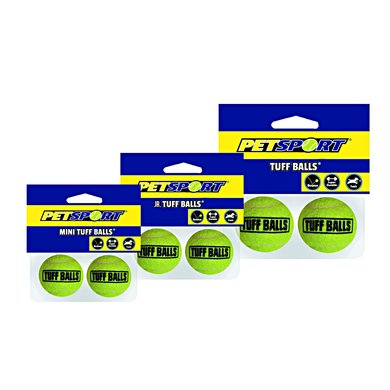 Tuff Balls 3,8cm 2-pk
