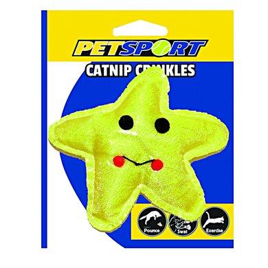 Catnip Crinkles Star