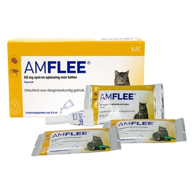 Agradi Amflee Spot-on KatREG NL 115133 3 pipet