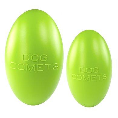 Dog Comets Ball Pan-Stars groen 20cm