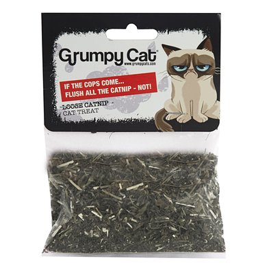 Grumpy Cat Loose Catnip Poly Bag 1 st