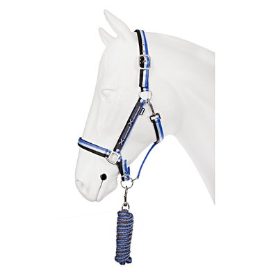Horka Halster Set High Tech Summer Blue Pony