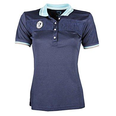 Horka Shirt Tivoli Blauw Xxxl