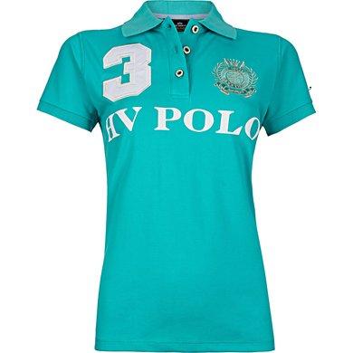 M Favouritas Poloshirt Aqua Eq Hv Polo Ss nqga66Tw