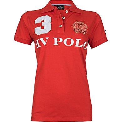 HV Polo Poloshirt Favouritas EQ SS Pepper
