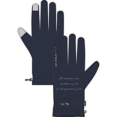 HV Polo Handschoen Raf Navy