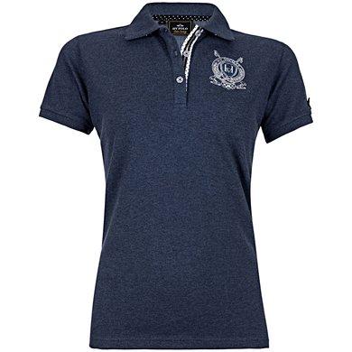 HV Polo Poloshirt Beil Denim Melange XXXXL