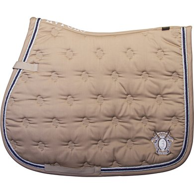 HV Polo Zadeldekje Gent DR Light Taupe Full