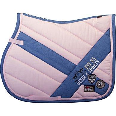 HV Polo Zadeldekje Bruges DR Pink Full