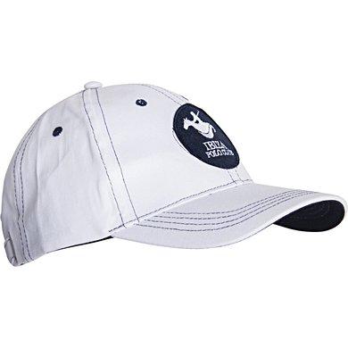 HV Polo Baseball Cap IBP White