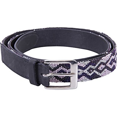 HV Polo Belt Beads Black