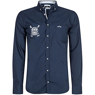 HV Polo Overhemd Becker Navy