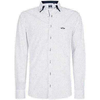 HV Polo Overhemd Johnson Optical White