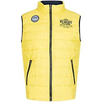 HV Polo Bodywarmer Hogan Lemon