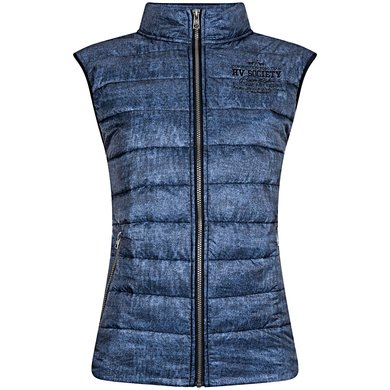 HV Polo Bodywarmer Mason Denim