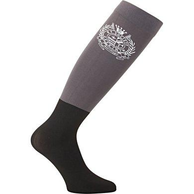 HV Polo Boots Socks Favouritas Charcoal 1 Maat
