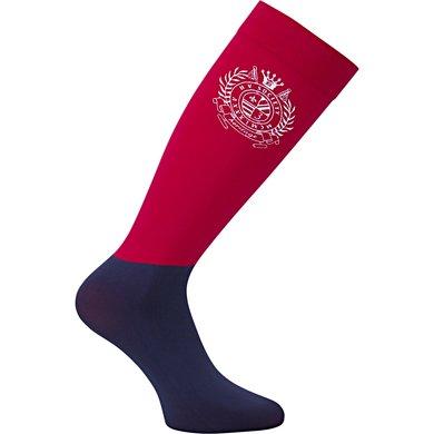 HV Polo Boots Socks Favouritas Hibiscus 1 Maat