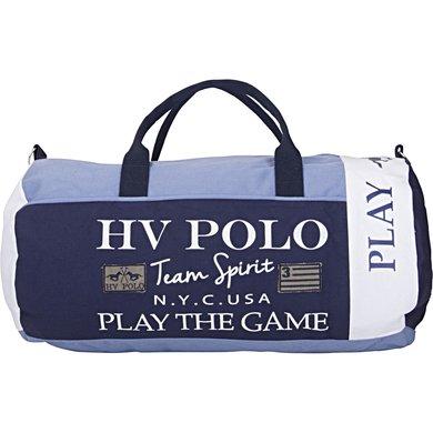 HV Polo Canvas sporttas XL Craig Rafblauw 1 Maat