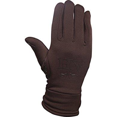 HV Polo Handschuh Winter Dunkel Braun