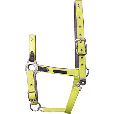 HV Polo Halster Gonia Lime Pony
