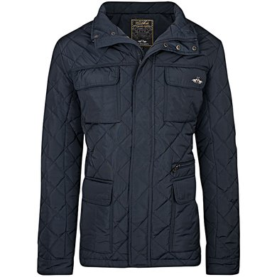 HV Polo Jacket Hunter Navy L