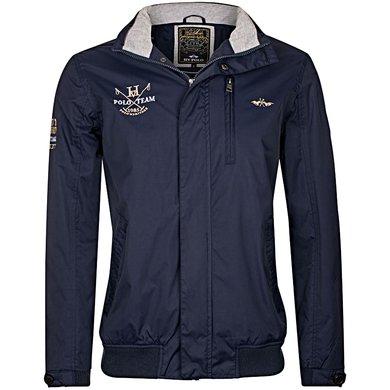 HV Polo Jacket Spence Navy