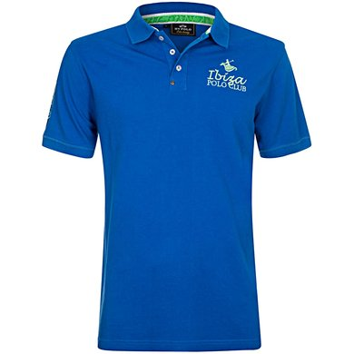 HV Polo Polo Shirt Antonio M Azure XS