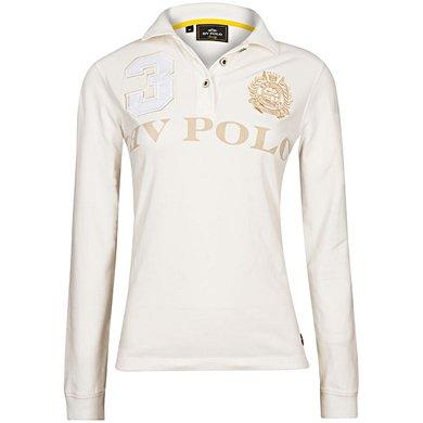HV Polo Polo Favouritas EQ LS Ecru