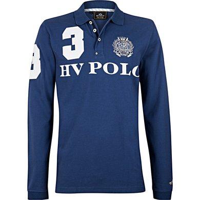HV Polo Polo Favouritas M EQ LS Indigo
