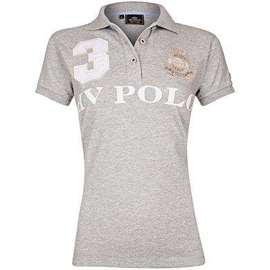 HV Polo Polo Favouritas EQ SS Silvergrey Melange