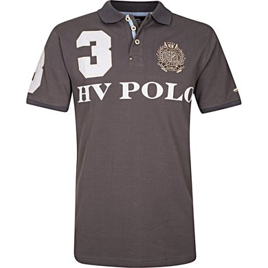 HV Polo Polo Favouritas M EQ SS Charcoal S