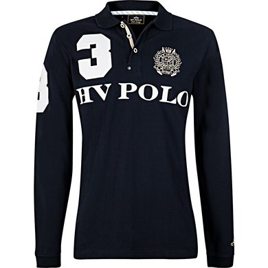HV Polo Polo Favouritas M EQ LS Navy XL
