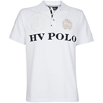 HV Polo Polo Favouritas M EQ SS White