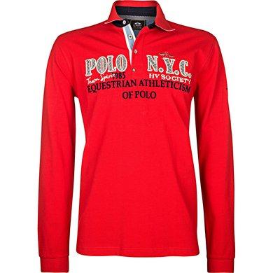 HV Polo Poloshirt Fillmore Bright Red