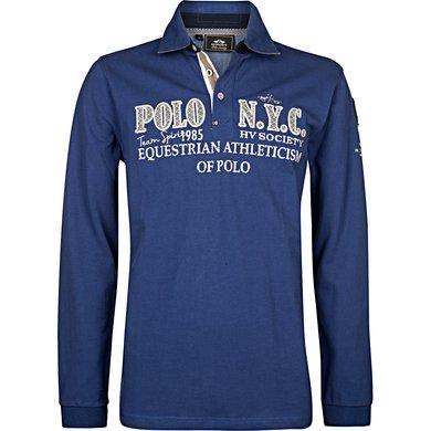HV Polo Poloshirt Fillmore Indigo